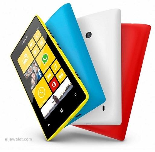 42220369 Nokia Lumia 720 وNokia Lumia 520 اخيرا في السعودية