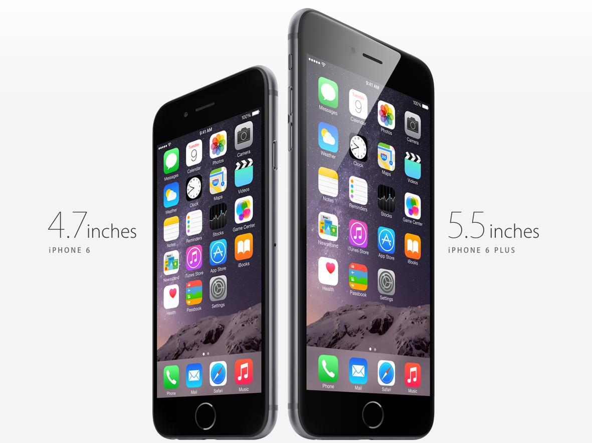 سعر ايفون 6 و سعر ايفون 6 بلس في دولتك 2015