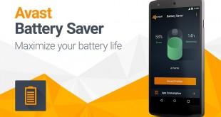 أفاست موفر البطارية لأندرويد - أفاست موفر البطارية - Avast Battery Saver - أفاست باتري سيفر