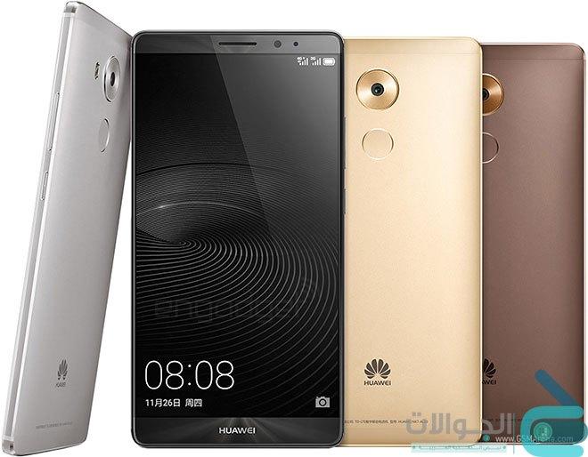 صور هاتف Huawei Mate 8