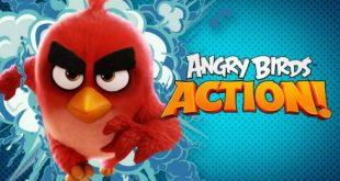 تحميل لعبة انجري بيردز أكشن Angry Birds Action