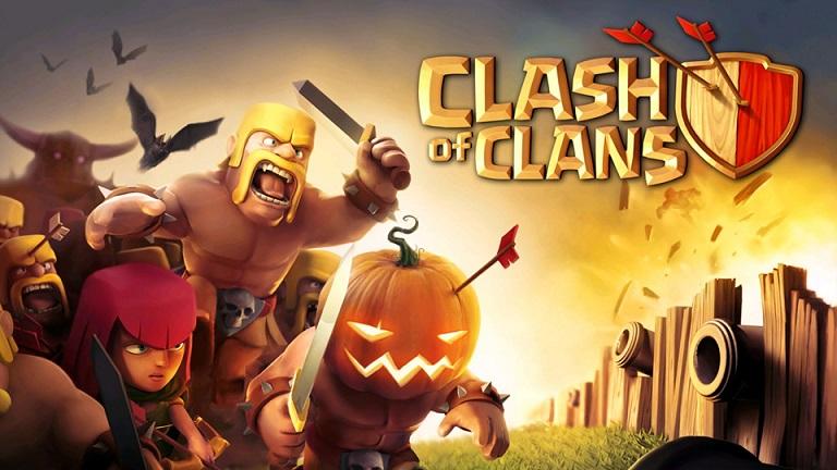 كلاش اوف كلانس Clash of Clans