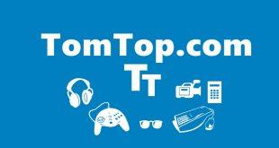 تسوق مع موقع توم توب TomTop.com الصيني باسعار مذهلة