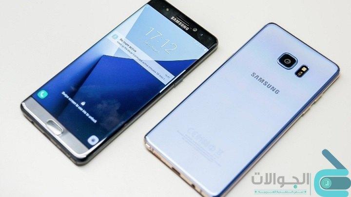 بطارية Galaxy Note 8 جلاكسي نوت 8 الجديد من صنع LG - جالكسي نوت 8