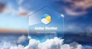 Amber Weather افضل تطبيق لمعرفة حالة الطقس قبل خروجك من المنزل