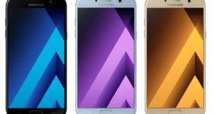 مواصفات وسعر موبايل سامسونج Samsung Galaxy A5 2017
