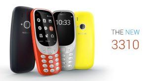 سعر ومواصفات هاتف Nokia 3310 2017