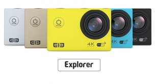 مراجعة كاميرا Elephone ELE Explorer 4K Ultra HD الرائعة