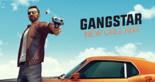 لعبة Gangstar New Orleans : حرب عصابات،مطاردات شرطة