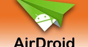 تطبيق ايردرويد AirDroid للتحكم بموبايلك