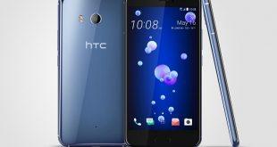 إتش تي سي تكشف عن هاتفها الرائد HTC U11