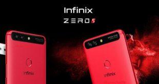 Infinix Zero 5 : مواصفات ومميزات وعيوب وسعر موبايل انفنيكس زيرو 5