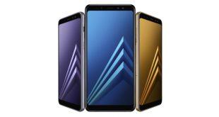 مواصفات وسعر Samsung Galaxy A8 plus 2018