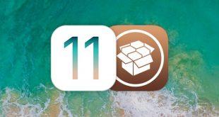جيلبريك iOS 11 : إصدار نسخه الجيلبريك LiberiOS