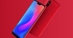 الإعلان رسميا عن الهاتف Xiaomi Redmi 6 Pro مع شاشة مزودة بقطع وبطارية بسعة 4000mAh