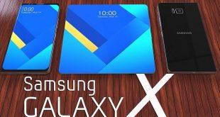 كل ما نعرفة عن هاتف سامسونج جالاكسي اكس Samsung Galaxy X