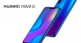 Huawei nova 3i هواوي نوفا 3i المواصفات والسعر والمميزات والعيوب