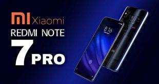 مواصفات وموعد نزول موبايل ريدمي نوت 7 برو Redmi Note 7 Pro