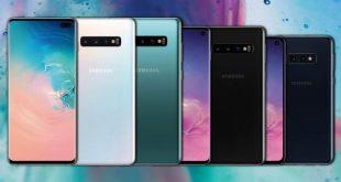 Galaxy S10 جالاكسي اس 10 مواصفات ومميزات جميع النسخ