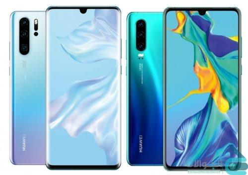 Huawei P30 و Huawei P30 Pro