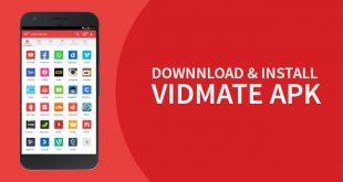 تحميل تطبيق فيد ميت VidMate لتحميل الفيديوهات 2019 مجانًا