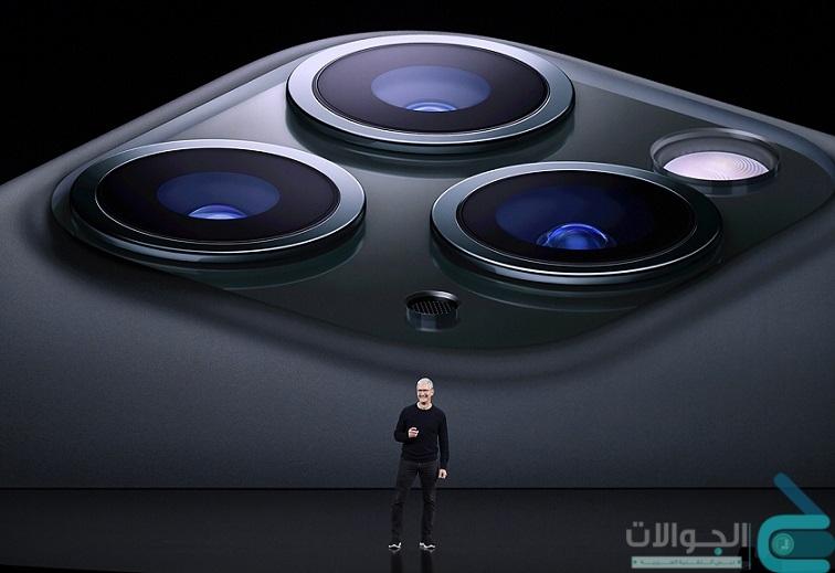بالصور مراحل تطور الكاميرا من ايفون 6 إلى ايفون 11 برو ماكس