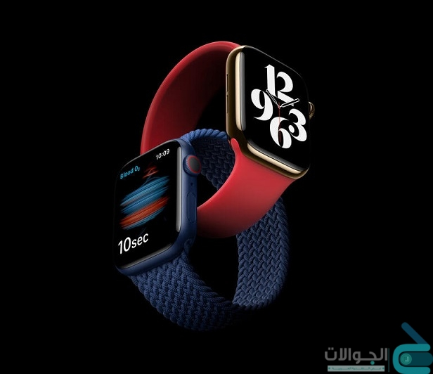 مقارنة بين Apple Watch Series 6 و Apple Watch Series 5