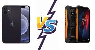 نجوم التكنولوجيا الساطعة هاتف Apple الجديد اللامع و Ulephone Armor 8